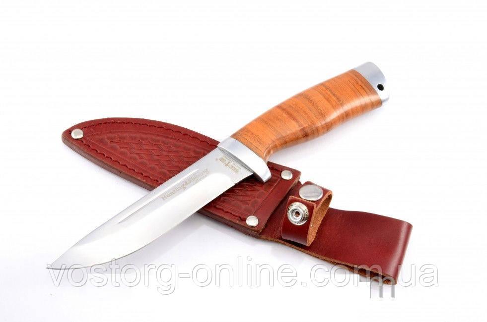 один нож для охоты и рыбалки