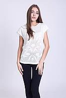 Модная в этом сезоне футболка , фото 1