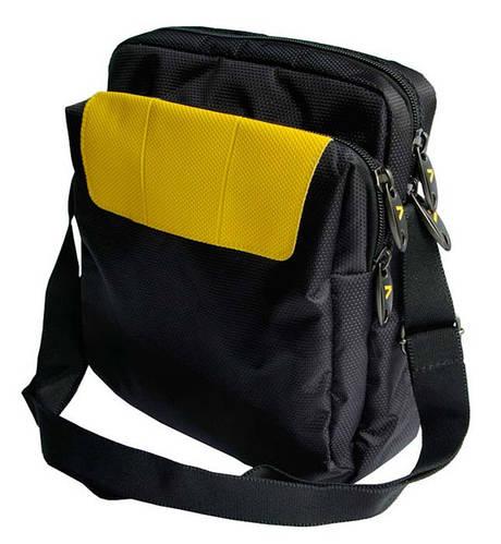 Компактная городская сумка на плечо VERUS Monte Carlo MC.10.yellow желтый