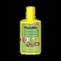 Удобрение для растений с железом Tetra PLANTAMIN 100 ml на 200 л.
