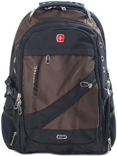 Коричневый рюкзак Swissgear, 99046, 32 л.