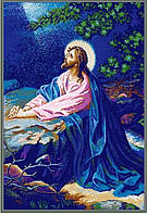 "Ковер - икона ""Молитва у камня"" 1,37 х 2,05 м"