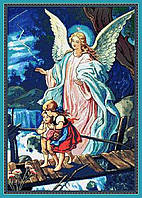 """Ковер - икона """"Ангел Хранитель"""" 1,37 х 2,05 м"""