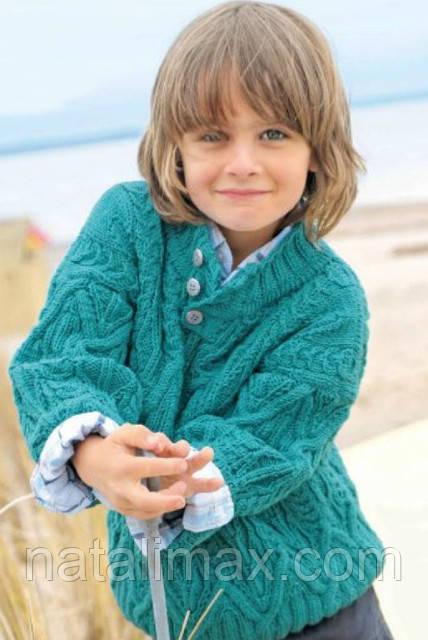Теплые кардиганы и свитера для детей