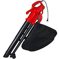 Садовый пылесос-воздуходувка IKRA Mogatec IEBV 2600 E электрический