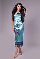 Женское стильное платье в разных расцветках , фото 1
