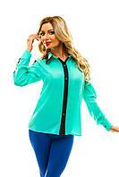 Женская  блузка с длинным рукавом   в Украине по низким ценам