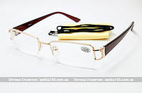 Очки для зрения с диоптриями +/- РМЦ 62-64. OPTICS 2180-18