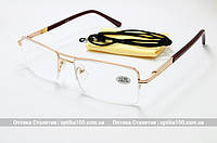 Очки для зрения с диоптриями +/- РМЦ 62-64. OPTICS 2180-16