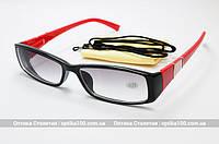 Очки для зрения с диоптриями (-) РМЦ 62-64. OPTICS 2180-12 с тонированными линзами