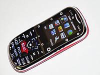 """Стильный телефон Donod C113 - 1.8""""-2Sim + ЧЕХОЛ. Удобный телефон. Хорошее качество. Интернет магазин Код:КДН88"""