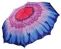 Женский зонт Три Слона Цветок ( полный автомат ) арт.115-13