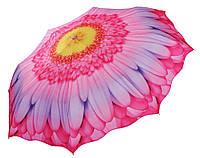 Женский зонт Три Слона Цветок ( полный автомат ) арт.115-17