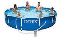 Каркасный бассейн Intex (366х76 см) (56996)