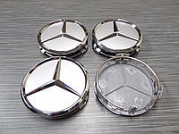 Колпачки в диски комплект Mercedes E E Class W211 2002-09 новые