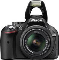 Фотоаппарат Nikon D5200 Kit 18-55 VR II, официал