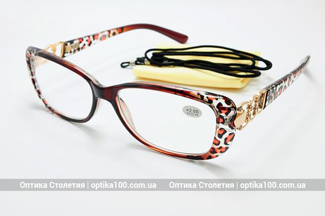 очки из свинцового стеклa