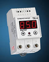 Терморегулятор ТК-4н одноканальный