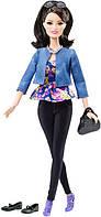 Кукла Барби Ракель Barbie Style Raquelle Doll, Black Pants & Blue Jacket