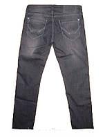 Джинсы мужские темно серые  FB 3383, весна-лето
