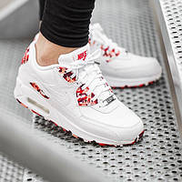Женские кроссовки Nike Air Max 90 x QS London Eton Mess