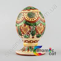 Сувенир в форме яйца на подставке