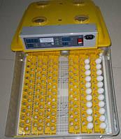 Инкубатор для перепелов, автоматический JANOEL - 132.