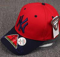 Стильные бейсболки NEW YORK. Яркая кепка. Лучшее качество. Удобная бейсболка. Интернет магазин. Код: КДН92