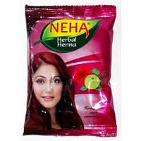 "Хна для волос Огненно рыжий ""Бургунд+травы Neha""  30  грамм"