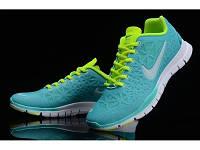 Кроссовки Nike Free TR Fit 2 бирюзовые