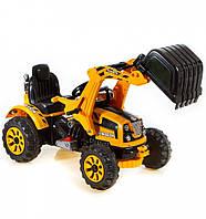 Электромобиль для детей Экскаватор М223В