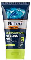Гель для стайлинга волос Balea men 5, 150 мл