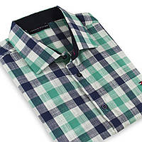 "Рубашка мужская с коротким рукавом ""TOMMY HILFIGER"""
