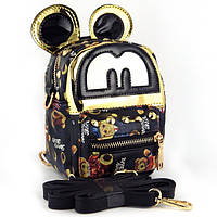 Детский рюкзак С ушками