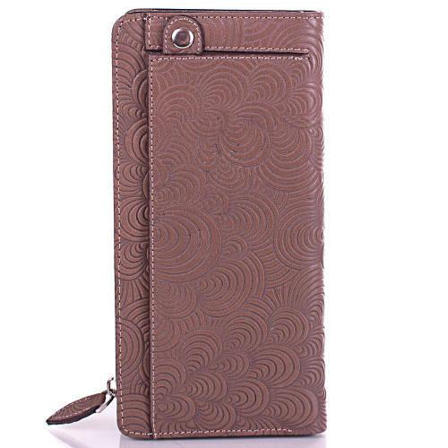 Женский изысканный кожаный кошелек DESISAN (ДЕСИСАН), SHI321-12