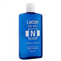 Лосьон после бритья для нормальной кожи с экстрактом морских водоросле Deliplus 300мл