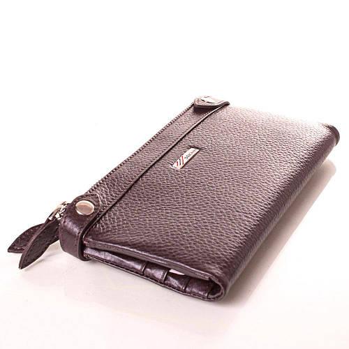 Женский изысканный кожаный кошелек DESISAN (ДЕСИСАН), SHI320-10FL