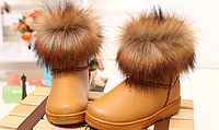 Модные сапожки для девочки