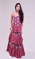 Женское стильное платье в трёх расцветках , фото 1