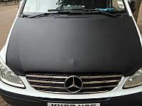 Mercedes Vito 639 Чехол капота (кожазаменитель)