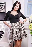 Трикотажное платье  IR Армани