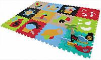 Детский игровой коврик-пазл «Приключение пиратов»
