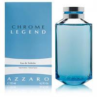 Azzaro Chrome Legend Men edt 125 ml. m оригинал