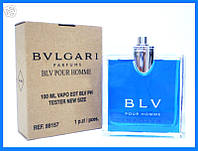 Bvlgari BLV Pour Homme  Тестер  edt 100 ml. m оригинал