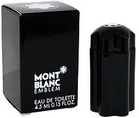 Mont Blanc Emblem  edt 4.5  ml. m оригинал mini