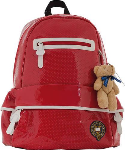 Рюкзак женский дышащий Oxford ХО51 551642 красный; 551990 синий
