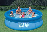 Intex 28144 (56930) Надувной семейный бассейн Easy Set (366×91)
