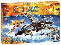 """Конструктор Bela Chima """"Ледяной стервятник Валтрикса"""" 10353, 479 дет (аналог Лего 70228)"""