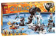 """Конструктор Bela Chima """"Ледяная база"""" 10356, 620 дет (аналог Лего 70226)"""