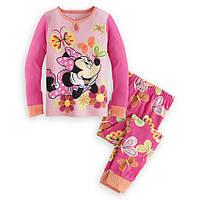 """Пижама детская для девочки """"Минни Маус"""" Дисней оригинал, США (Size: 10)"""